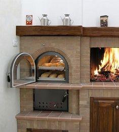 Backyard Kitchen, Outdoor Kitchen Design, Rustic Kitchen, Outdoor Barbeque, Pizza Oven Outdoor, Home Room Design, House Design, Parrilla Exterior, Built In Braai