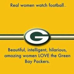 Couldn't resist!!  Go Pack Go!!