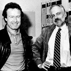 Director Ridley Scott & Author Philip K. Science Fiction, Fiction Movies, Cyberpunk, K Dick, Sean Young, Denis Villeneuve, Cultura General, Blade Runner 2049, Ridley Scott