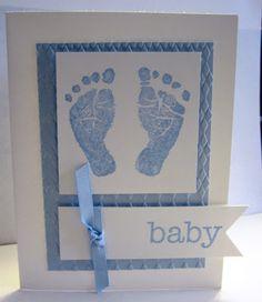 Jennifers Stamp Pad: Baby