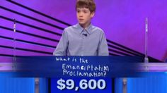 Social media after howls boy, 12, loses on Jeopardy. The 12 year old misspelled a word and the judges ruled against him. However, he would not have won anyway based on the score of the other contestant. If your kid can't spell, why did you put him on Jeopardy?