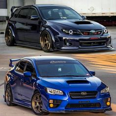 Top or Bottom ? Top for me on this one. ——————————————————- Top Owner : @rommel_stii Bottom Owner : @wrx_randy Subaru Wrx Hatchback, Subaru Impreza, Car Pics, Car Pictures, Cool Sports Cars, Cool Cars, Japanese Domestic Market, Subaru Cars, Japan Cars