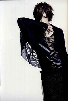 Aoi, the GazettE