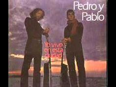 Uno de los grandes temas de ese fantástco dúo que se llamó PEDRO Y PABLO. Durante los años 70 compusieron muchos temas que se convirtieron en éxitos de la llamada canción de protesta o música progresiva Argentina.