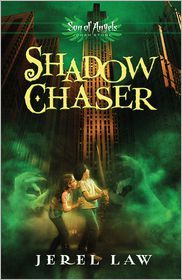 Review/Giveaway of Shadow Chaser by Jerel Law | I Choose Joy!