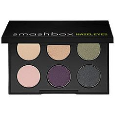 Best eyeshadow palette ever. This one's hazel, but they make them for blue and brown eyes as well.