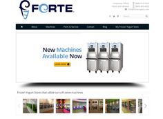 #website design by Center Mass Media. http://fortesupply.com
