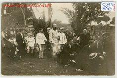 Postal Militares Españoles en Cuba.