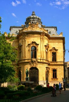 Szabó Ervin Library...BUDAPEST