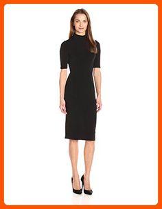 BCBGeneration Women's Jersey Dress, Black, 4 - All about women (*Amazon Partner-Link)