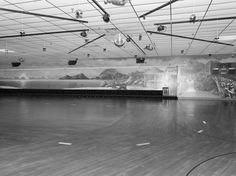 Alec Soth  USA. Rochester, NY. 2012. Horizons Skate Rink.