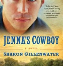 Free Kindle Book: Jenna's Cowboy by Sharon Gillenwater (with NOOK link)