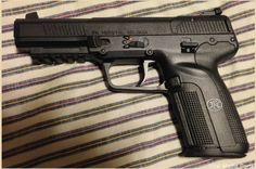 BNIB FN 5.7 pistol mk2!Loading that magazine is a pain! Excellent loader available for your handgun Get your Magazine speedloader today! http://www.amazon.com/shops/raeind