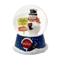 Coca Cola (Coke) Kurt Adler Snowman