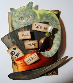We're all mad here ATC