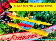 Blast Off to a New & HAPPY 2015 | The Bluebird Patch