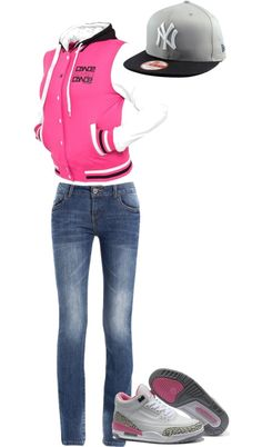 """Swaggg :]"" by danicashea on Polyvore"