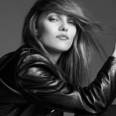 Les séries mode de l'année (3/10): Vanessa en noir et blanc