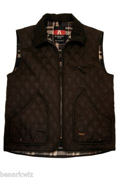 Kakadu Hoover Vest Brown Oilskin Conceal Carry Mens   eBay