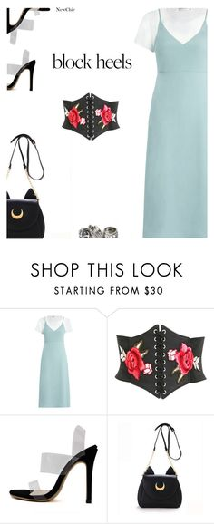 """""""NewChic"""" by s-thinks ❤ liked on Polyvore featuring Zimmermann, Pilot, ootd and RetroSunglasses"""