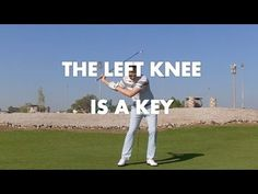 Perfecting Lower Body Stability In The Golf Swing - YouTube