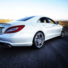 The boss. #CLS63 #AMG