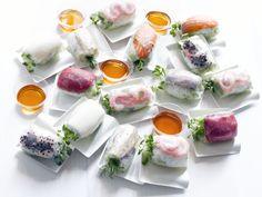Vietnamilaista sormiruokaa laadukkaista raaka-aineista.