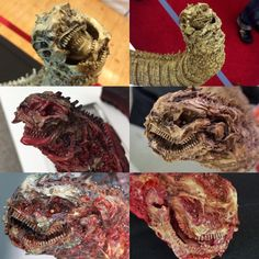 remember when people argued that shin godzilla's...