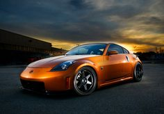 Nissan 35OZ- 2 seater Nissan sport car better know as the Nissan Fairlady Z. #carphotography