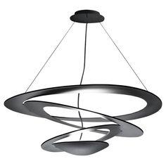 Artemide Pirce Sospensione hanglamp LED