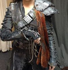 """katia Stano on Twitter: """"#the100 #Lexa many fans asking for LEXA costume details.... heres a couple photos:) pls post photos of ur costumes! http://t.co/FJ6lahdhTU"""""""