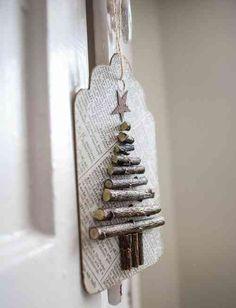 idée de décoration de Noël et bricolage simple