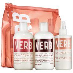 Volume Kit - Verb   Sephora