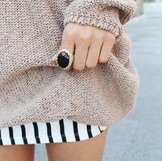 big sweaters <3