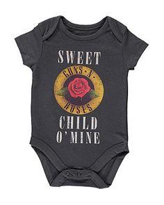Guns 'n' Roses Bodysuit