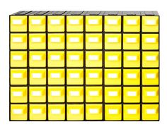 "Drawer systems "" Puma 202 "" - yellow!"