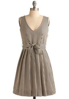 Symbol of Style Dress | Mod Retro Vintage Printed Dresses | ModCloth.com - StyleSays