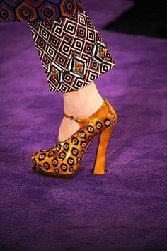 PRADA Fall Winter 2012-2013 Shoes..