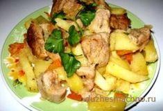 5 самых быстрых и вкусных салатов на праздничный стол - interesno.win Potato Salad, Kefir, Chicken, Meat, Ethnic Recipes, Aspirin, Turmeric, Easy Meals, Essen
