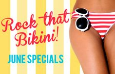 June Specials on laser hair removal, Botox, Juvederm, and Trusculpt Body Sculpting at Orlando Medical Spa Winter Park Laser