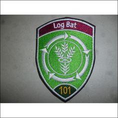 101 A - Patch Log Bat 101 Kp I