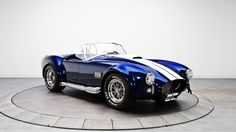 AC Cobra,one of the best cars in the world!
