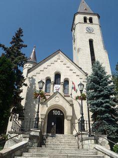 Hungary  -  Tokaj Jézus Szíve templom