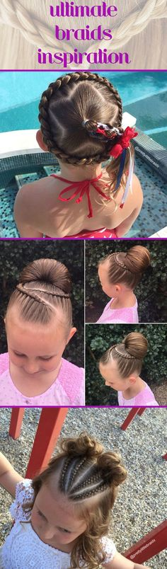 A unique braid is a great accessory for any outfit. Try one of these intricate and creative styles.