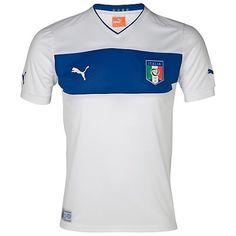 La Selección de Italia Camiseta Fútbol Niño Eurocopa 2012 Away [882] - €16.87 : Camisetas de futbol baratas online!