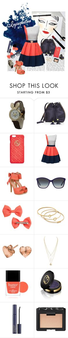 """Imperfection"" by dancelover-567 ❤ liked on Polyvore featuring Creatures Of The Wind, Olivia Pratt, BCBGMAXAZRIA, GUESS, Lattori, JY Shoes, Dolce&Gabbana, H&M, Madewell and Dower & Hall"