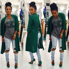 2016 spring autumn style women green blouse Hot streetwear long-sleeve split back womens long tops female shirt blouses XD206