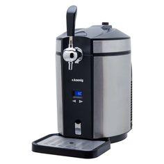 Enfriador y tirador de cerveza - Barril 5l - Koenig