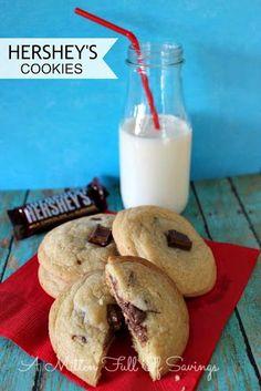hershey almond cookies recipe