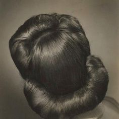 1940's hair - my favourite